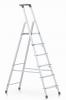 Scana S stojací žebřík s odkládací miskou
