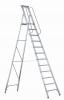 Meistertritt S žebřík s velkou plošinou