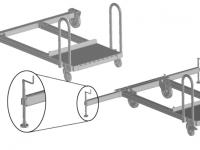 Tankwagenleiter cisternový žebřík
