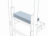 Výstupový schod