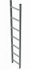 Šachtový žebřík, ušlechtilá ocel V4A (1.4571)