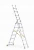 Víceúčelový 3-dílný žebřík