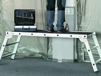 Workmaster Plus P sklopná pracovní plošina