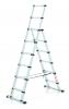 Teleskop teleskopický kombinovaný žebřík