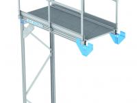 Modulární odledovací a údržbové plošina