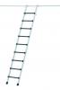 Závěsný regálový žebřík Comfortstep LH