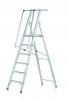 ZAP Safemaster S žebřík s velkou plošinou
